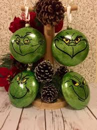 ornaments grinch ornaments or nts