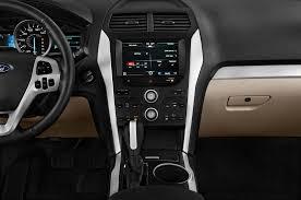 Ford Explorer Interior - 2015 ford explorer instrument panel interior photo automotive com