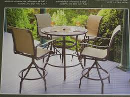 Teak Patio Furniture Set - patio high top patio furniture home interior decorating ideas