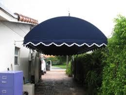 Blue Awning Residential Awnings U2013 Gonzalez Awnings Inc