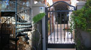 iron stair railings gates fencing doors orange county ca