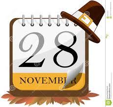thanksgiving day calendar 2013 stock vector image 34774471