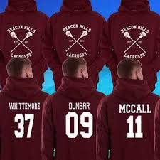 shop teen wolf mccall hoodie on wanelo