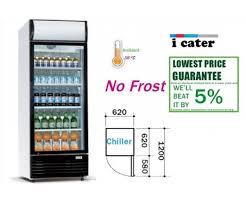 glass door bar fridge perth brand i cater