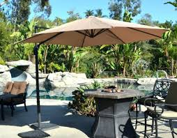 11 Ft Offset Patio Umbrella Southern Patio 11 Ft Offset Umbrella The Patio Umbrellas