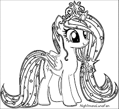 premier coloring my little pony online coloring pages fun