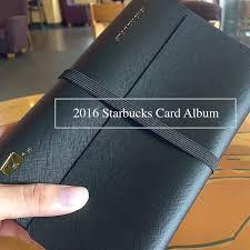 Starbucks Business Cards Complimentary 2016 Starbucks Card Album Malaysia Megasales