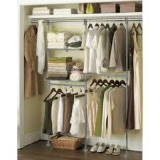 extend it custom closet kit organize any closet in minutes
