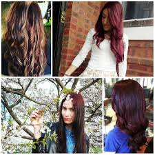 black cherry hair color ideas for 2017 hair styles pinterest