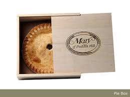 personalized pie boxes custom packaging boxes 2016