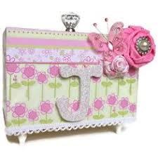 girl jewelry box personalized personalized jewelry box keepsake box christening baptism