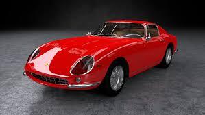 ferrari classic models classic cars 3d models download classic cars 3d models 3dexport 5