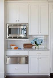 Microwave Kitchen Cabinet Best 25 Built In Microwave Ideas On Pinterest Built In