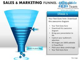 sales and marketing funnel 11 stages powerpoint presentation slides p u2026