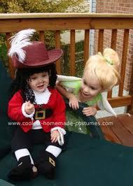 Homemade Baby Halloween Costume Homemade Baby Captain Hook Halloween Costume Daughter