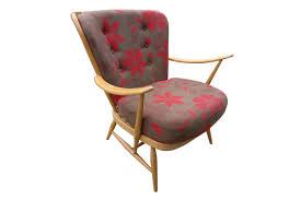 Ercol Armchair Vinterior Vintage Midcentury Antique U0026 Design Furniture