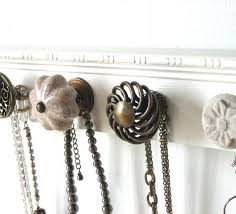 Jewelry Storage Solutions 7 Ways - best 25 hanging necklaces ideas on pinterest diy jewelry