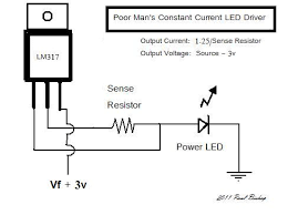 current sources led laser diode which to consider