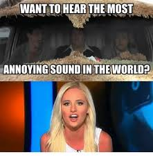 Annoying Memes - 25 best memes about want to hear the most annoying sound want