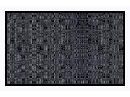 tapis de cuisine et gris tapis de cuisine pvc anti dérapant uni tissage chiné gris ga