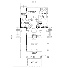 farmhouse style house plan 3 beds 2 50 baths 2206 sq ft plan 17