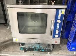 falcon cuisine catering commercial combi fan oven falcon kitchen equipment cafe