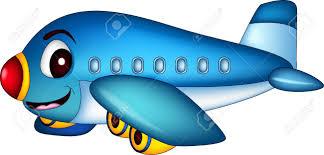 imagenes animadas de aviones dibujos animados avión que vuela ilustraciones vectoriales clip art