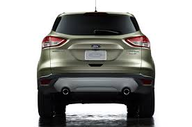 ford crossover escape ecoboosts at sema ford prepares two 2013 escape crossovers for