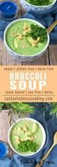 detox broccoli soup contentedness cooking