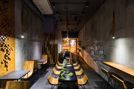 gallery of aja restaurant arch lab 13 restaurants labs and