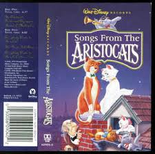 songs aristocats cassette album discogs