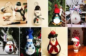 wonderful diy easy lightbulb ornaments