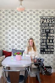 Shabby Chic Kitchen Wallpaper by 27 Splendid Wallpaper Decorating Ideas For The Dining Room