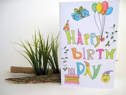 how to draw a birthday card superhero birthday card