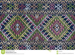 Stylerug by Colorful Thai Silk Handcraft Peruvian Style Rug Surface Close Up