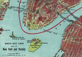 Old Map New York City by Nyc Map New York City Historical Blog