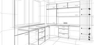 hauteur comptoir cuisine hauteur idale plan de travail cuisine cuisine chauffant