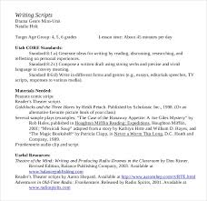 Video Resume Script Architecture And Engineering Resume Samples 11 Script Writing