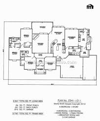 over 2800 sq 3 bedroom house plans 1 car garage 2961 0614 s luxihome garage house plans 1 best dining room furniture sets tables and story 1 car garage house