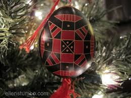 my ornaments tell a story stumbo
