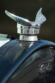 1933 ford greyhound ornament automobile ornaments