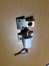 closet ideas chic locking bi fold closet doors door metal closet