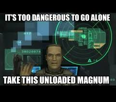 Funny Halo Memes - halo meme it s dangerous to go alone take this know your meme