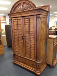 Tommy Bahama Style Armoire Clearwater Home Again Fine Furniture - Tommy bahama style furniture
