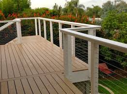 cable deck railings archives san diego cable railings