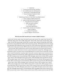 2004 honda accord owners manual pdf vw volkswagen passat 1994 1995 1996 1997 1998 1999 2001 2002