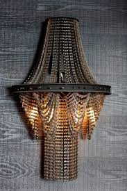 Metal Chain Chandelier Bicycle Chain Chandeliers Upcycle That