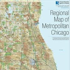 chicago voting map map