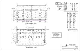 r u0026 m steel steel building end wall framing