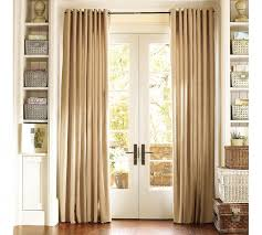 Magnetic Curtains For Doors Decorating Drapes On French Doors Curtains For French Doors
